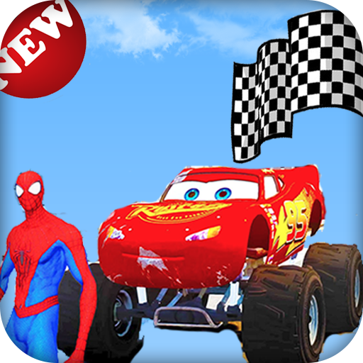 Spider Car Race