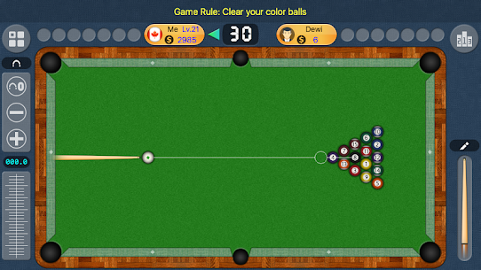 2018 Billiards – Offline & Online Pool / 8 Ball 6