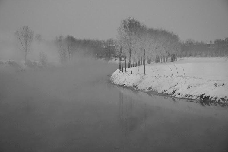inverno sul lambro di antonioromei