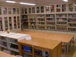 Photo: Biblioteca