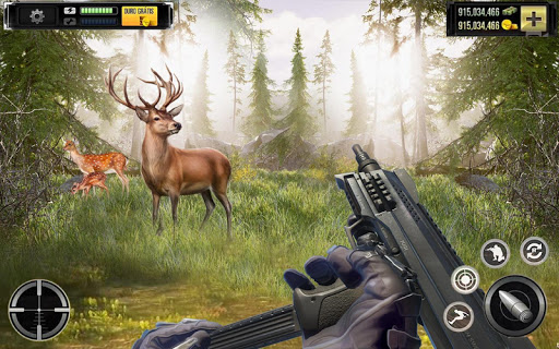 Deer Hunting 3d - Animal Sniper Shooting 2020 apkpoly screenshots 2