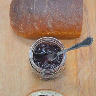No Pectin Blueberry Jam