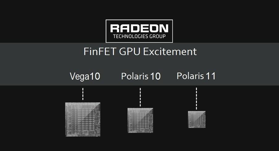 AMD sẽ ra mắt GPU Polaris10 và APU thế hệ thứ 7