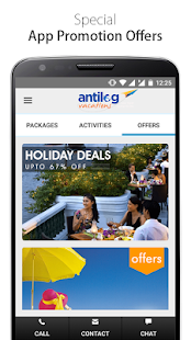 Cashless Holidays,Travel Deals- screenshot thumbnail