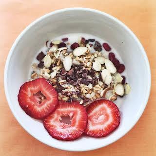 Muesli Cereal Recipes.