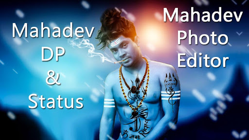 Mahadev Tattoos - Mahadev Status and DP Maker 2.1 screenshots 1