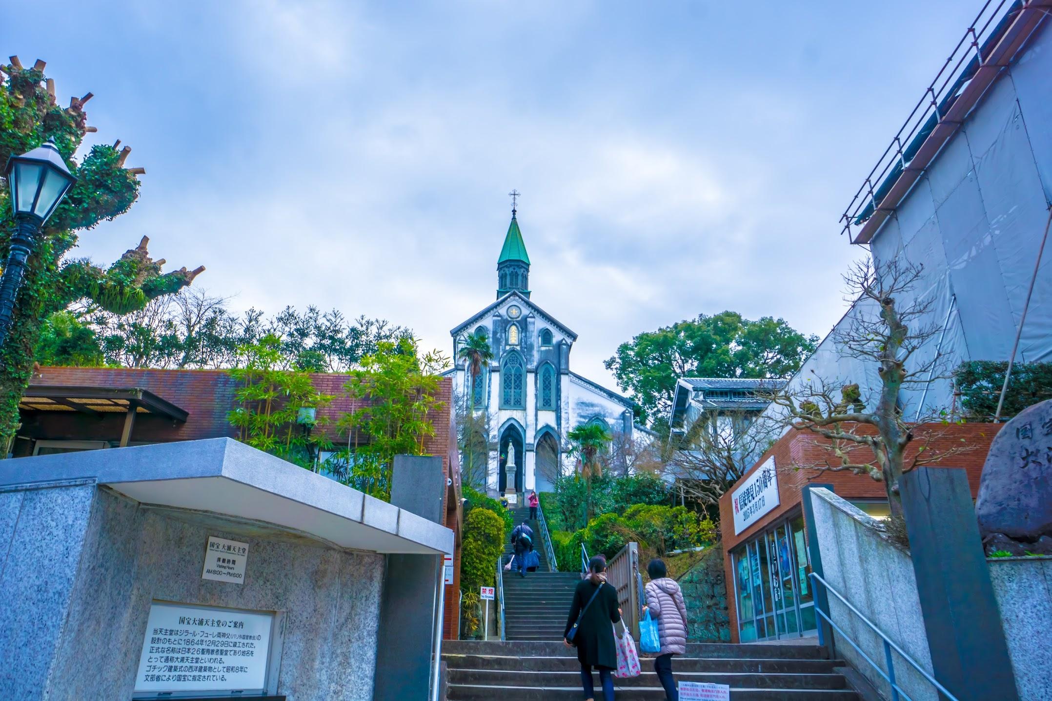 Nagasaki Oura Cathedral1