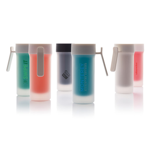 Pop Double Walled Travel Mug