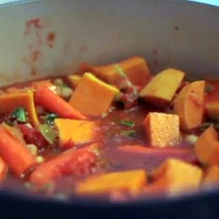 Winter Vegetable Stew.