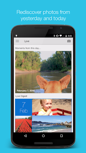 Lyve: Free Photo Video Manager