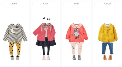 style enfant fille style rock style girly style chic style casual