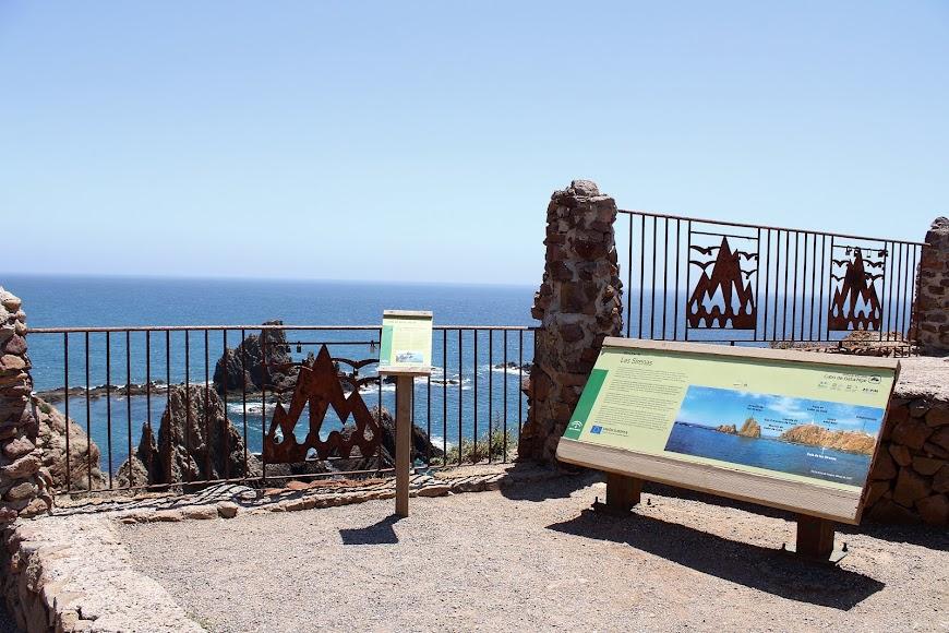 Mirador del Arrecife de las Sirenas.