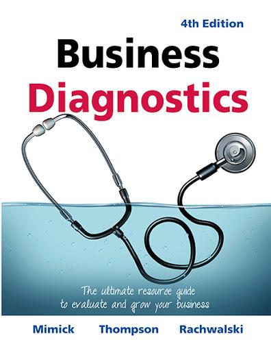 Business Diagnostics 4th Edition cover