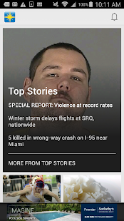Sarasota Herald-Tribune- screenshot thumbnail