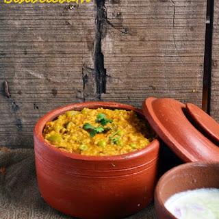 Easy bisibelebath recipe | Sambar sadham