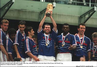 Saviez-vous que... Six pays-hôtes ont remporté le Mondial?