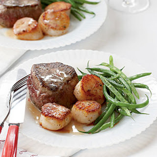 Champagne Butter Sauce Shallots Recipes