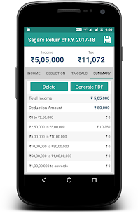 Income Tax Calculator App Download For Android and iPhone 6