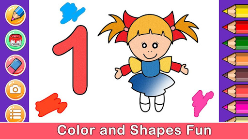 Toddler Learning Games for 2-5 Year Olds screenshot 5