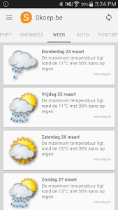 Skoep.be Nieuws screenshot 3