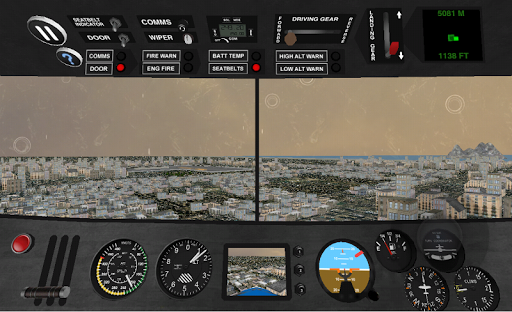 Airplane Pilot Sim screenshot 16