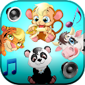 Animals Sounds Effects icon