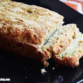 Amazingly Delicious Zucchini Bread.