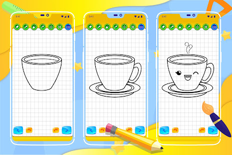 Learn How to Draw Cute Drinks