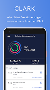 Clark - Der Versicherungsmanager Screenshot