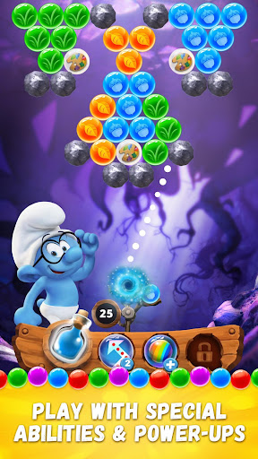 Smurfs Bubble Story for PC