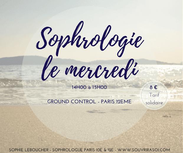 Sophrologie GROUND CONTROL
