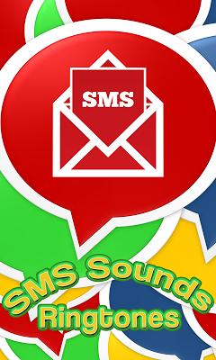 SMS Sounds Ringtones - screenshot