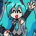Miku New Mod In Friday Night Music icon