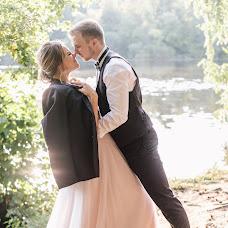 Huwelijksfotograaf Alina Danilova (Alina). Foto van 20.10.2018