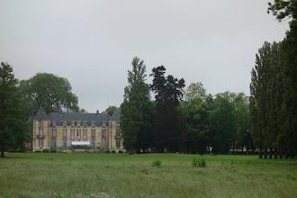 Photo: Le château de Fontenay-les-Briis