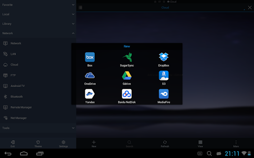 Screenshot for ES File Explorer/Manager PRO in United States Play Store