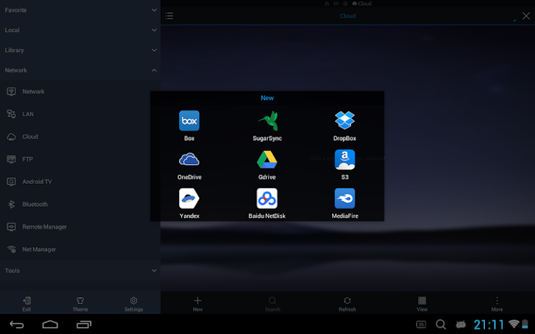 android ES File Explorer/Manager PRO Screenshot 8