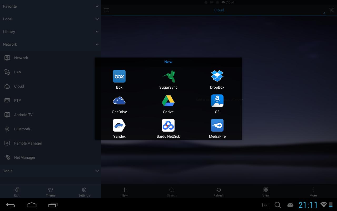 ES File Explorer/Manager Pro Apk 9