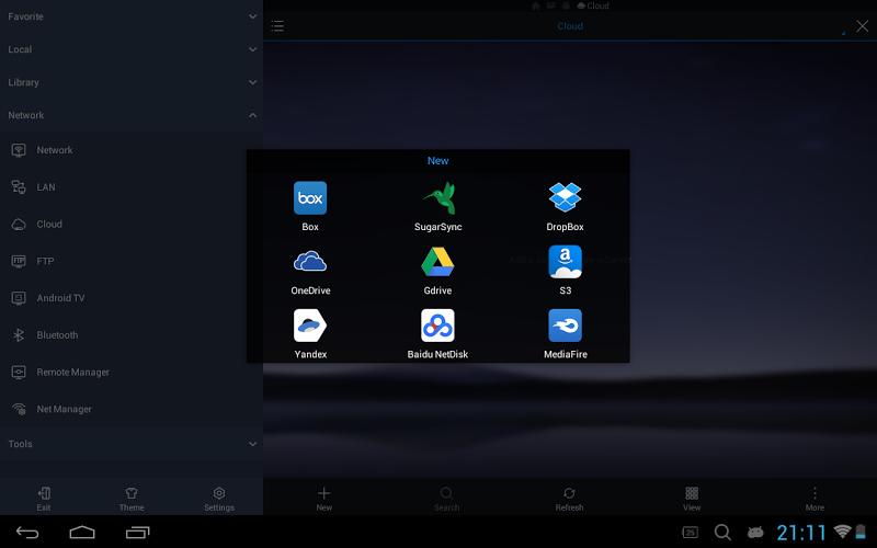ES File Explorer/Manager PRO Screenshot 8