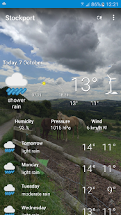Stockport, Greater Manchester - Weather - náhled