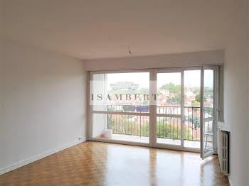 Appartement 4 pièces 77,85 m2