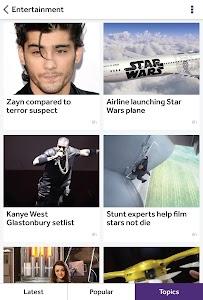 BBC Newsbeat screenshot 3