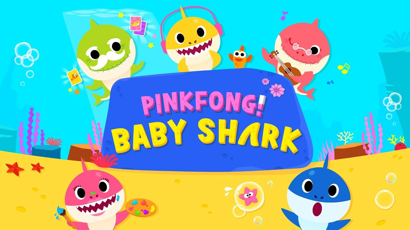 Pinkfong Baby Shark – (Android Apps) — AppAgg