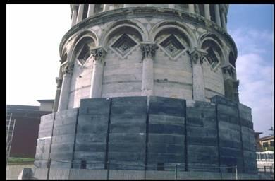 Case Study: The Leaning Tower of Pisa | Madrid Engineering