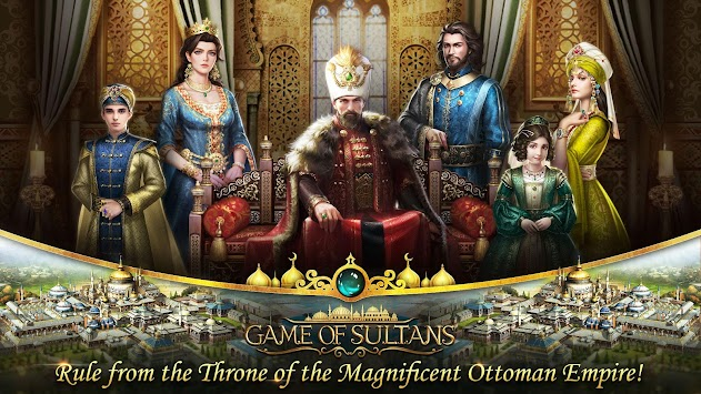 Game of Sultans apk screenshot