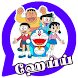 Doraemon What's Up Stickers App