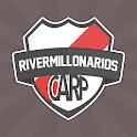 Rivermillonarios River P. Fans