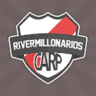 Rivermillonarios River P. Fans icon