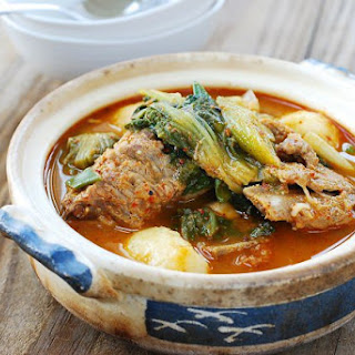 Pork Bone Stew Recipes.