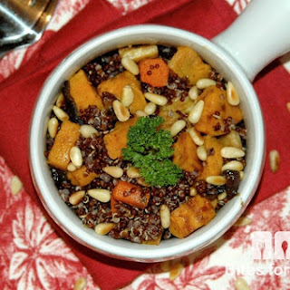 Roasted Root Vegetables And Quinoa Recipes